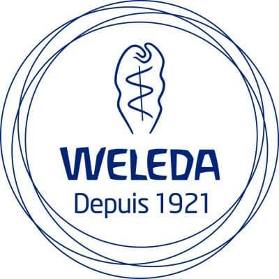 Logo Weleda