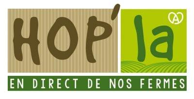 Logo Hop là